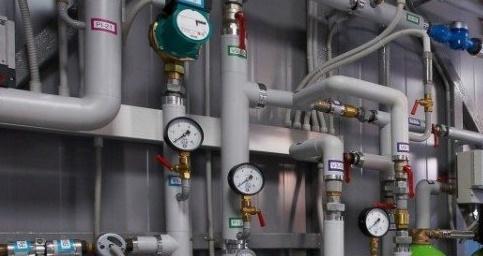 Центральный тепловой пункт (ЦТП) Рыбинск теплообменник оребренный поверхностью