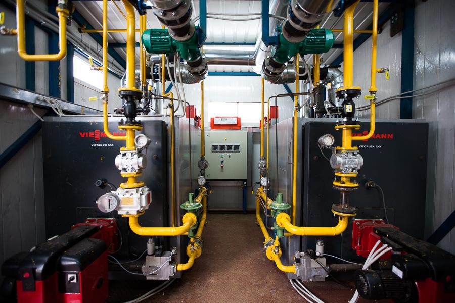 модульная котельная на газе 1 мвт